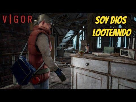 🔪Vigor Xbox One - el LOOT Solitario + SOY el DIOS del