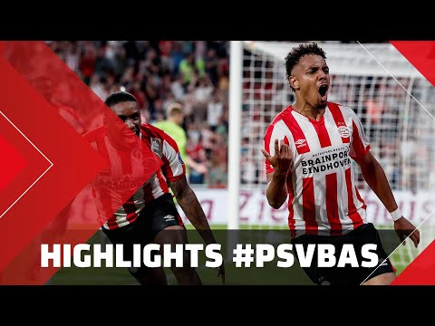 HIGHLIGHTS | PSV - FC Basel