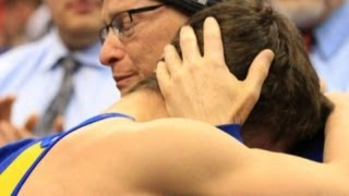 Repeat youtube video On the Road: Wrestling away cancer