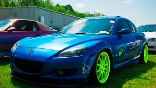 Best Mazda RX8 exhaust sound in the world.