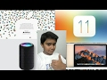 Tech Talks #39- WWDC 2017,Apple Products,IOS 11,Macbook,Siri Smart Speaker,Smart Watch,Home Speaker