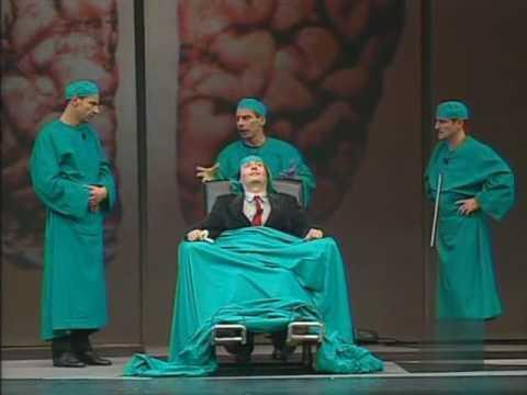 I chirurghi (3 medici) Prima Versione - Aldo, Giovanni e Giacomo