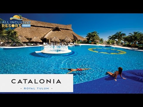Catalonia Royal Tulum a Family All Inclusive Resort located in the Riviera Maya, Mexico