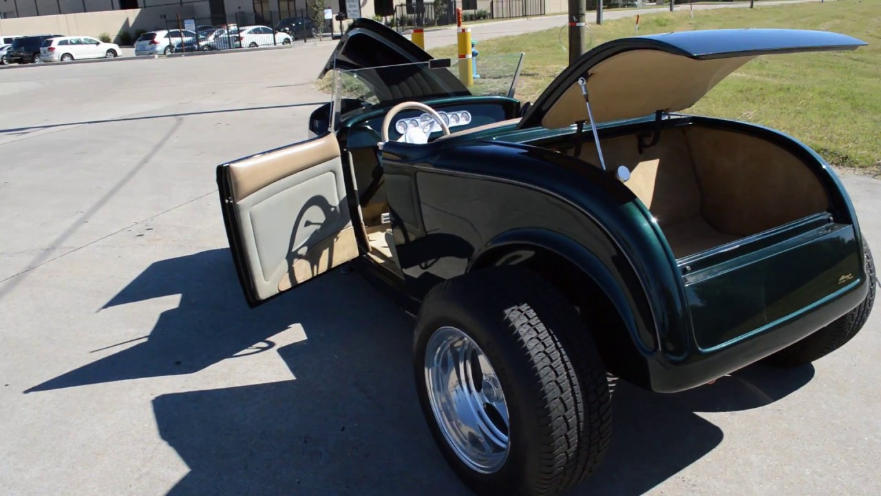 1932 Ford Hi-Boy Frank\'s Car Barn - Buy, Sell and Trade Classic Cars ...