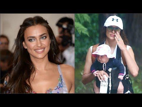 Первые фото дочери Ирины Шейк и Брэдли Купера появились в сети