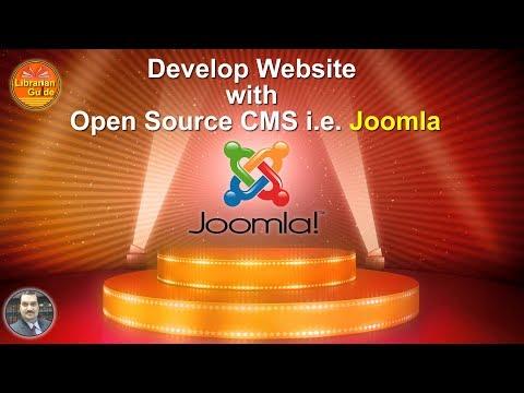 1.  Introduction Of Joomla