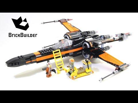 Lego Y Wing Brick Builder