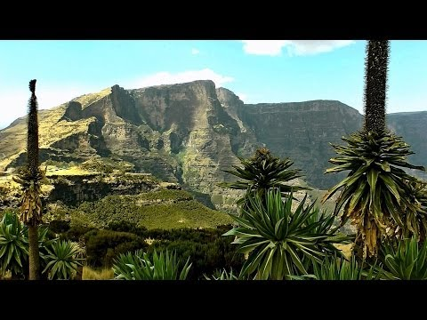 Hiking in the Simien Mountains, Ethiopia in HD