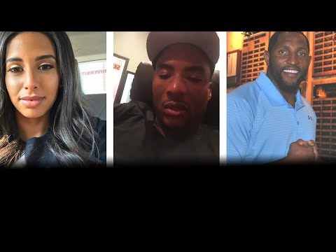 Charlamagne: Ray Lewis' Comments On Nessa, Colin Kaepernick And Jason Whitlock - Fan Question