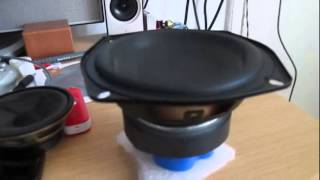 Philips Subwoofer - Bass Test