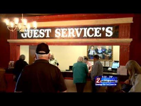 5/1 - 5:30pm - Sharkey's Casino Reopens In Gardnerville