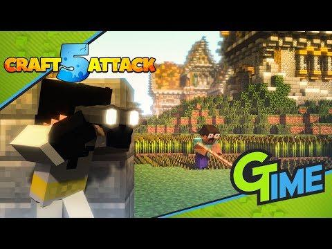 Ein TROLL an EARLIBOY? - Minecraft Craft Attack 5 #12   Gamerstime