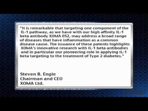 News Update: XOMA Ltd Shares Up 17.5% After Announcing Two New U.S. Patents