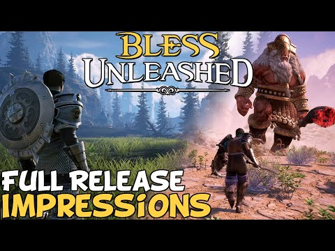 Bless Unleashed PC Full Release First Impressions  New MMORPG