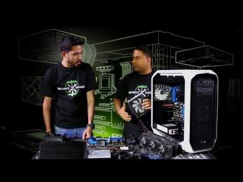 Geforce Garage - Selecting components for building a BattleBox PC - قطع جهاز الباتل بوكس