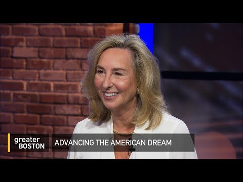 """WGBH Greater Boston: Is The """"American Dream"""" Broken?"""