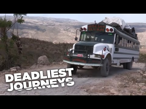 Deadliest Journeys - Haiti: Hell in Paradise