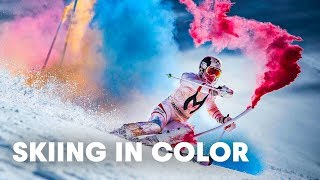 Skiing in Colour: Marcel Hirscher