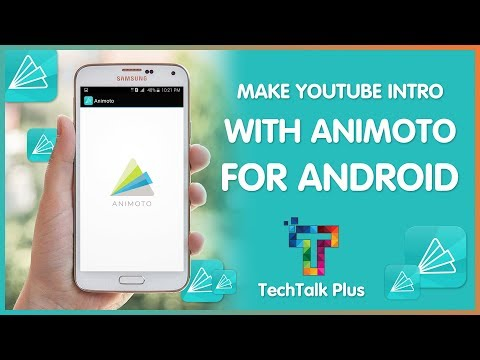 Make Youtube Video Intro Using Animoto App For Android (Pro and Free)   Tutorial 2017