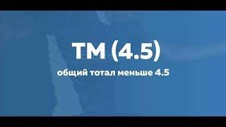 Эксперимент на проход ТМ4.5/