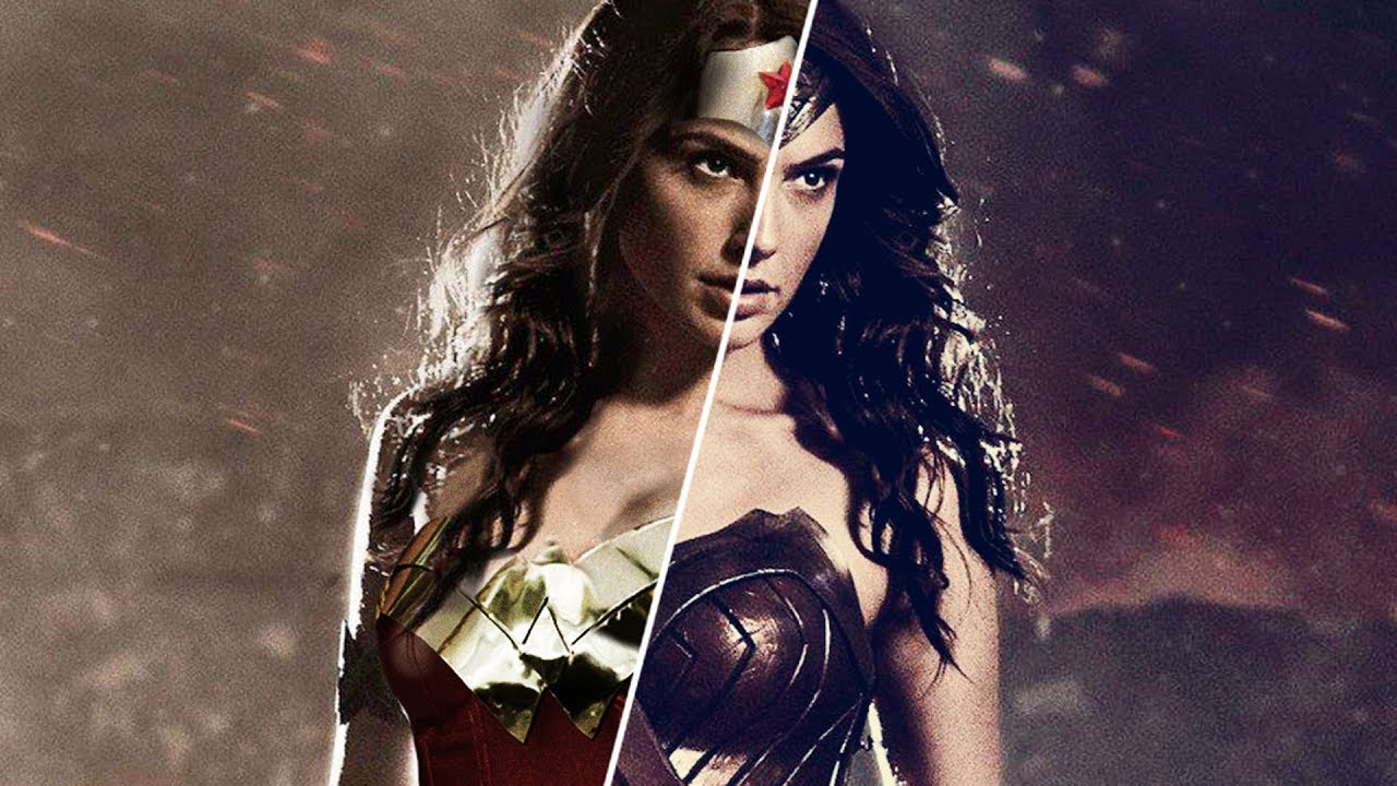 The Untold Truth Of Wonder Woman S Costume Youtube