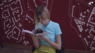 "«Важен каждый-7». Кристина Гептинг (""Пароход Онлайн"") Великий Новгород"