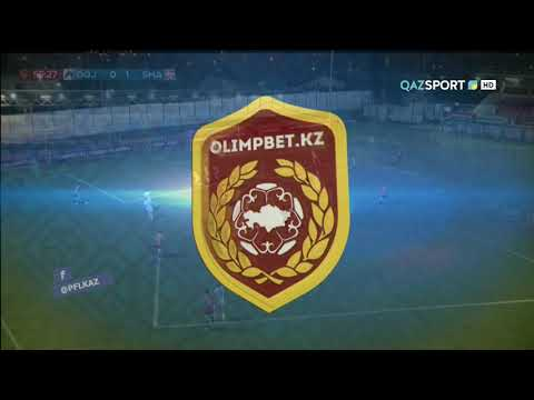 Oqschetpes Shakhtar Karagandy Match Highlights