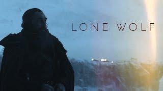 (GoT) Benjen Stark | The Lone Wolf