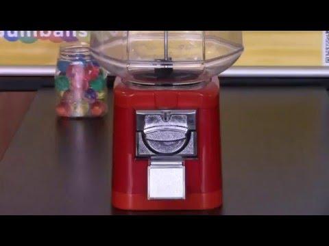 Механический торговый автомат SB16 Beaver - YouTube