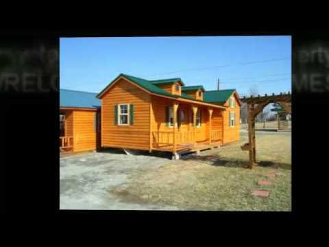 backyard cabins - YouTube