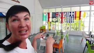 Сколько стоит отдых в Затоке 2021 Обзор отеля и пляжа Робинзон обзор Сан Саныч