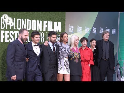 THE WHITE CROW Create Gala | BFI London Film Festival 2018