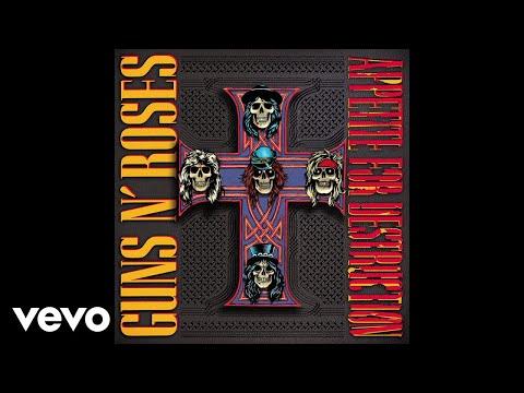 Guns N' Roses - November Rain (Audio / Piano Version / 1986 Sound City Session)