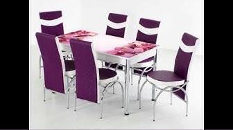 Трапезен комплект - Маса + 6 стола!!!