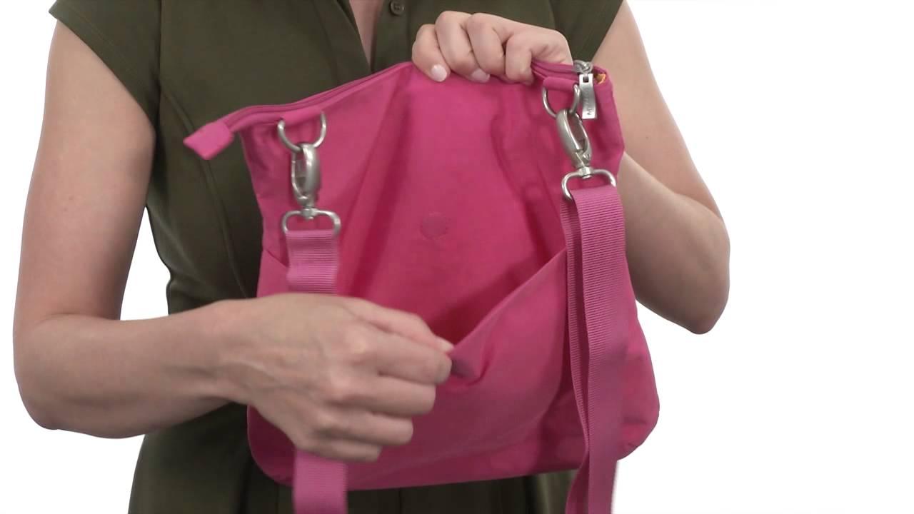6588ea098ca0 Baggallini Big Zipper Bag SKU  8312601 - YouTube