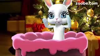 Zoobe Зайка С Новым Годом поздравляю!!!