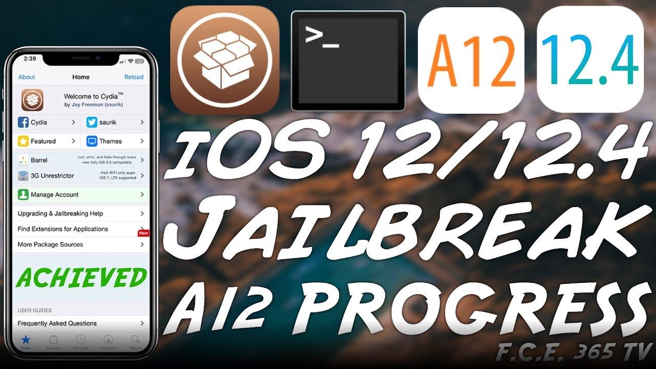 iOS 12 4 / 12 2 / 12 1 3 Unc0ver JAILBREAK For A12: CYDIA Achieved! & iOS  12 4 1 Released!