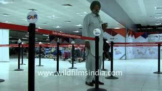 Indira Gandhi International Airport Terminal 3, New Delhi