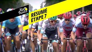 Samenvatting etappe 7 Tour de France 2019