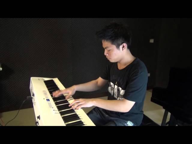 TFBOYS-青春修煉手冊 鋼琴版(cover by Rick Chang)