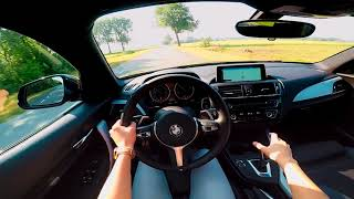 BMW 1 SERIE 120i HIGH EXECUTIVE POV TEST DRIVE BY DRIVE711