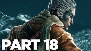 ASHINA DEPTHS in SEKIRO SHADOWS DIE TWICE Walkthrough Gameplay Part 18 (Sekiro)