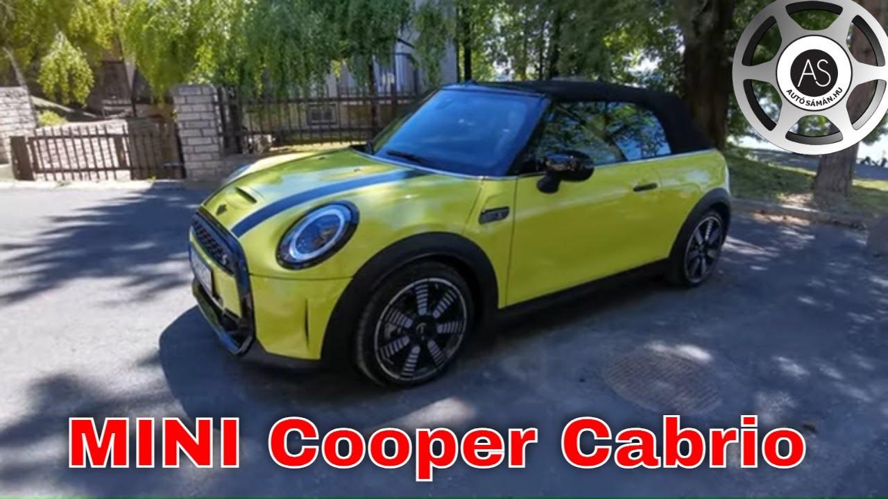 MINI Cooper S Cabrio - AutóSámán