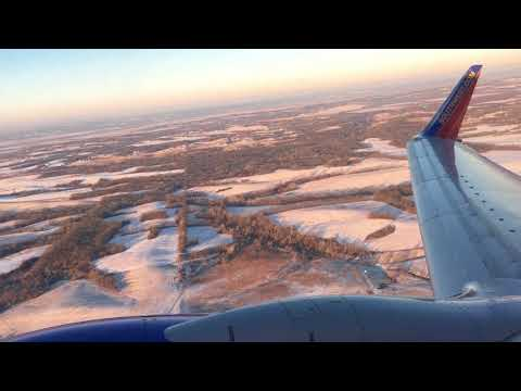 Southwest Airlines flight from Kansas City to Fort Lauderdale