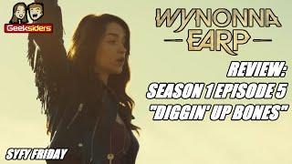 vuclip Review: WYNONNA EARP || Season 1 Episode 5 ||