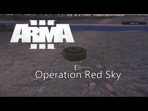 "Arma 3 Coop TFR & MCC: ""Red-Sky"""