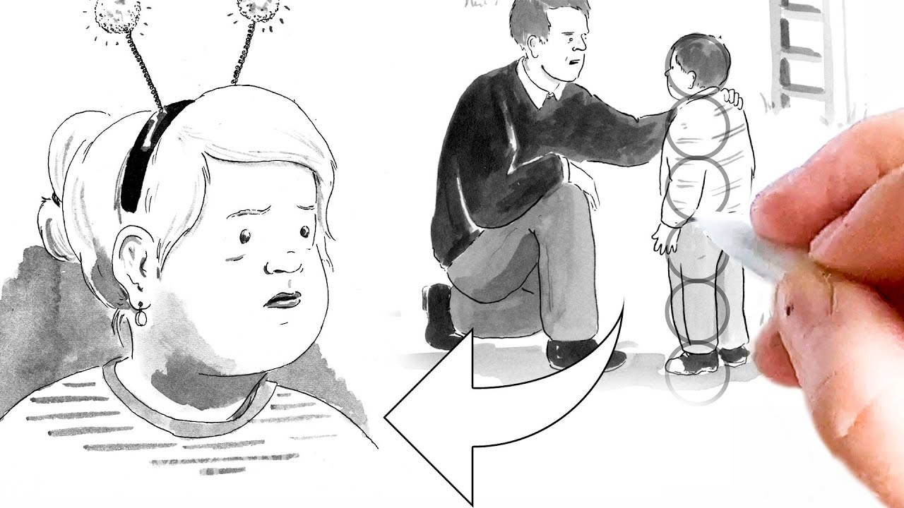 A New Yorker Cartoonist Demonstrates How to Draw a Child | The New Yorker