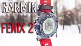 garmin fenix 2 - Спортивные часы