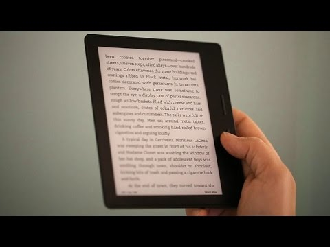 Amazon Kindle Oasis hands-on: This is the best-looking and most expensive Kindle yet