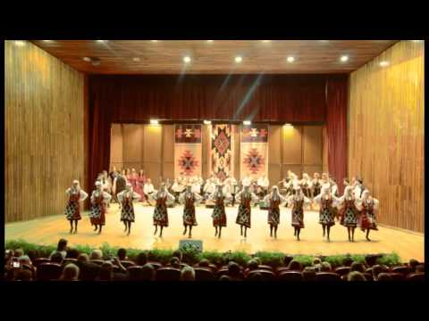 "Children's folk dance group AKUD ""Mirce Acev"", Skopje, Macedonia"